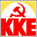 International site of KKE